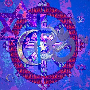 """""""one planet"""" by artofmyth"""