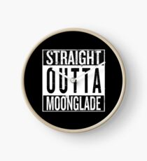 Straight outta Moonglade Clock
