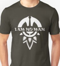 I Am No Man Slim Fit T-Shirt