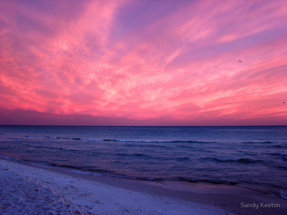 Evening Colors by Sandy Keeton