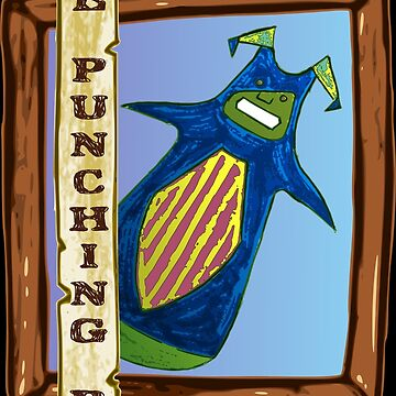 The Punching Bag by tompanter