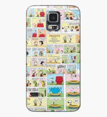 Peanuts Comics Case/Skin for Samsung Galaxy