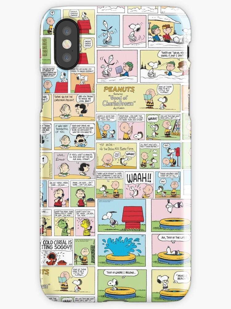 Peanuts Comics by iKoffeeholic