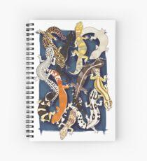Cuaderno de espiral Sobremarcha Gecko