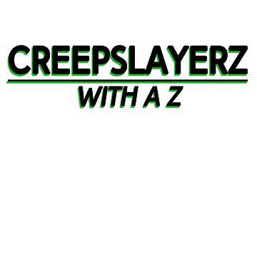creepslayerz with a z fan design trollhunters  by snorkle