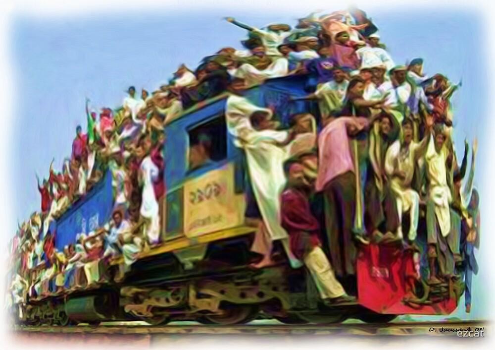 Mass Transit by ezcat