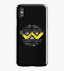 weyland yutani iPhone Case/Skin