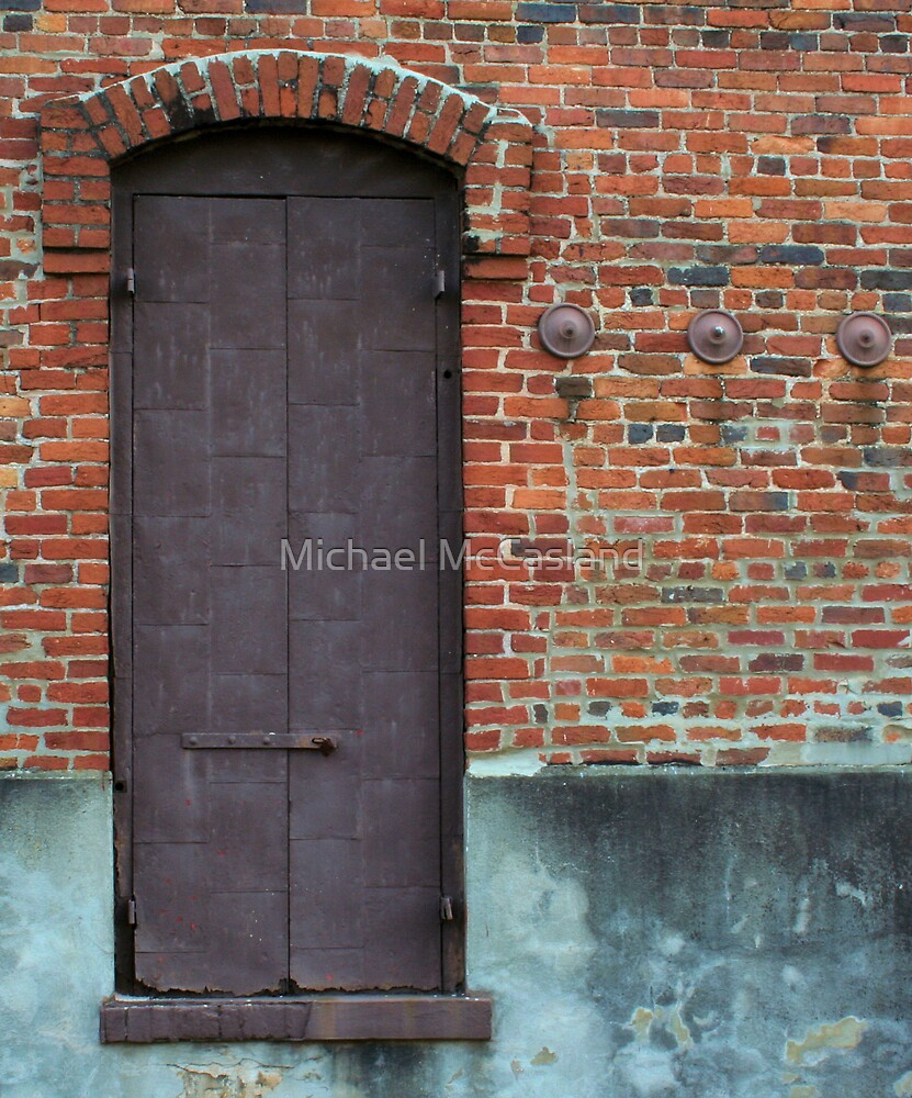 Not Welcomed by Michael McCasland