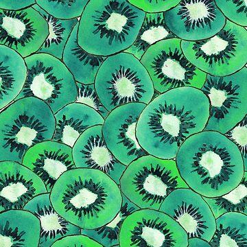 Kiwi-style by fraueisvogel