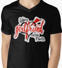 We're Slayers, Girlfriend (2.0) Men's V-Neck T-Shirt
