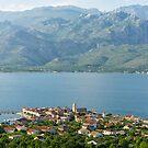 Vinjerac and Velebit by Ivan Coric