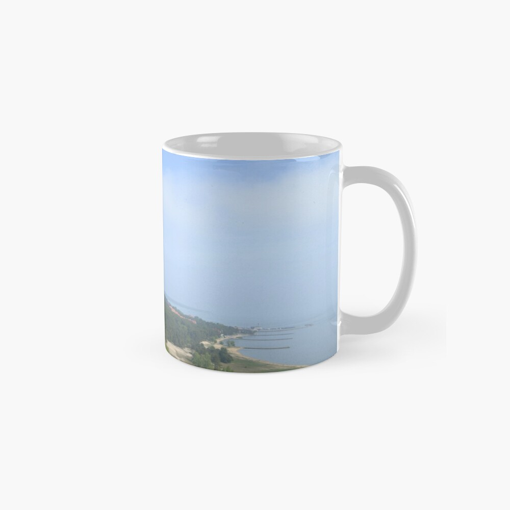 The curonian spit  Mugs