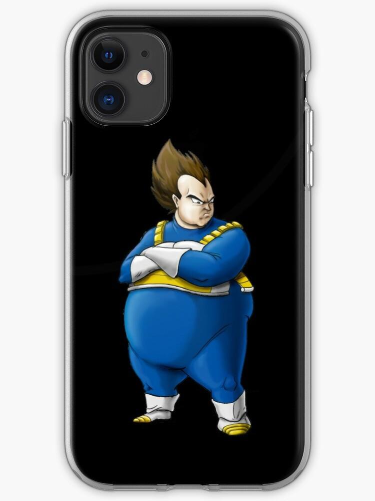 Dragon Ball Z Super Saiyan God Art iphone case