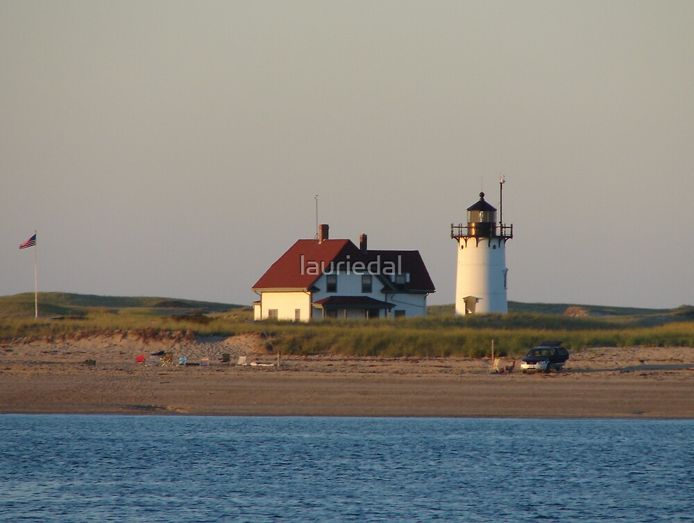 Province Town Lighthouse by lauriedal