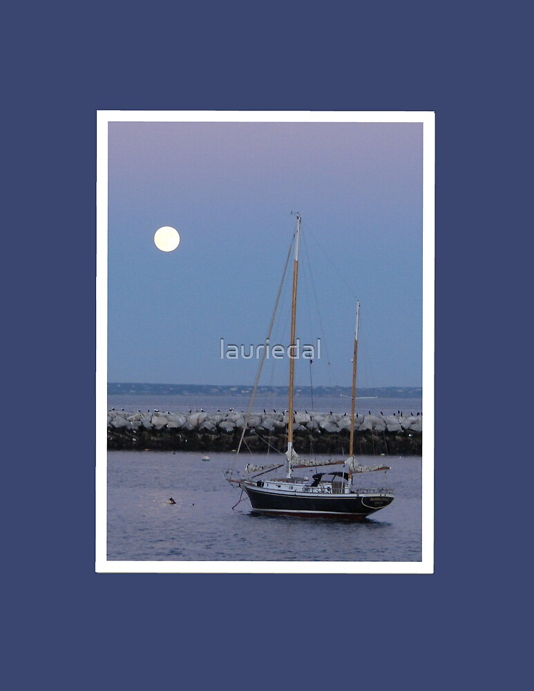 Moonscape by lauriedal