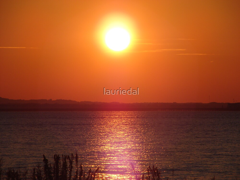 Sunset  by lauriedal