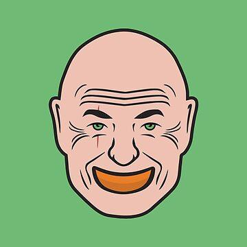 John Locke - Orange In Mouth - Lost by BenFraternale