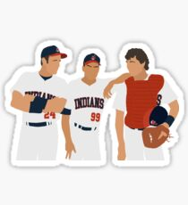 Major League Sticker