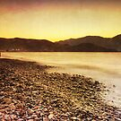 Dusk at Kissamos Bay by Kasia-D