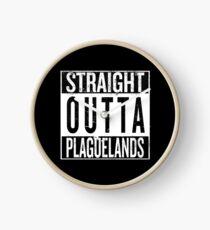 Straight outta Plaguelands Clock