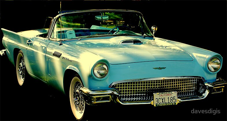 T-BIRD by davesdigis