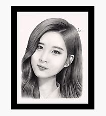 Girls' Generation Seohyun Photographic Print