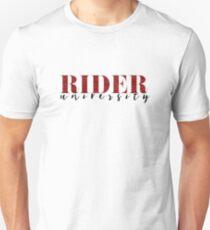 rider university Unisex T-Shirt