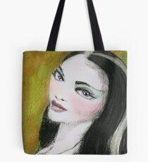 Lily Munster Tote Bag