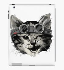 Kitty Goggles iPad Case/Skin