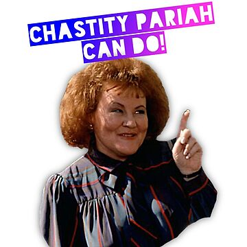 Elvira - Chastity Pariah by lettherebelips