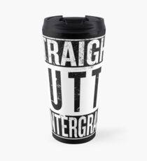 Straight outta Wintergrasp Travel Mug