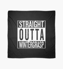Straight outta Wintergrasp Scarf