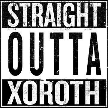 Straight outta Xoroth by iPixelian