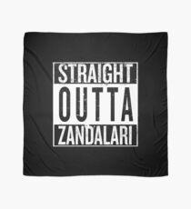 Straight outta Zandalari Scarf