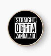 Straight outta Zandalari Clock