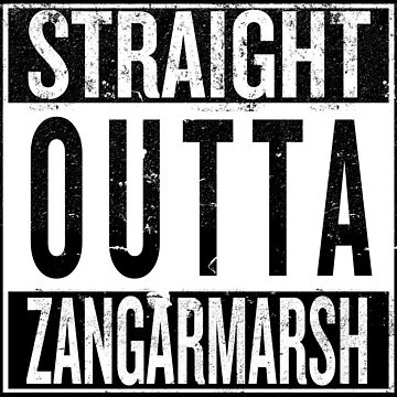Straight outta Zangarmarsh by iPixelian