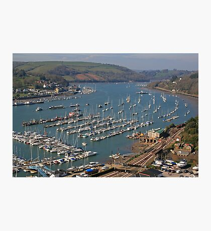 The River Dart Photographic Print