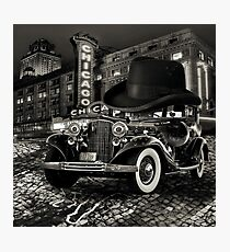 Don Cadillacchio Black And White Photographic Print