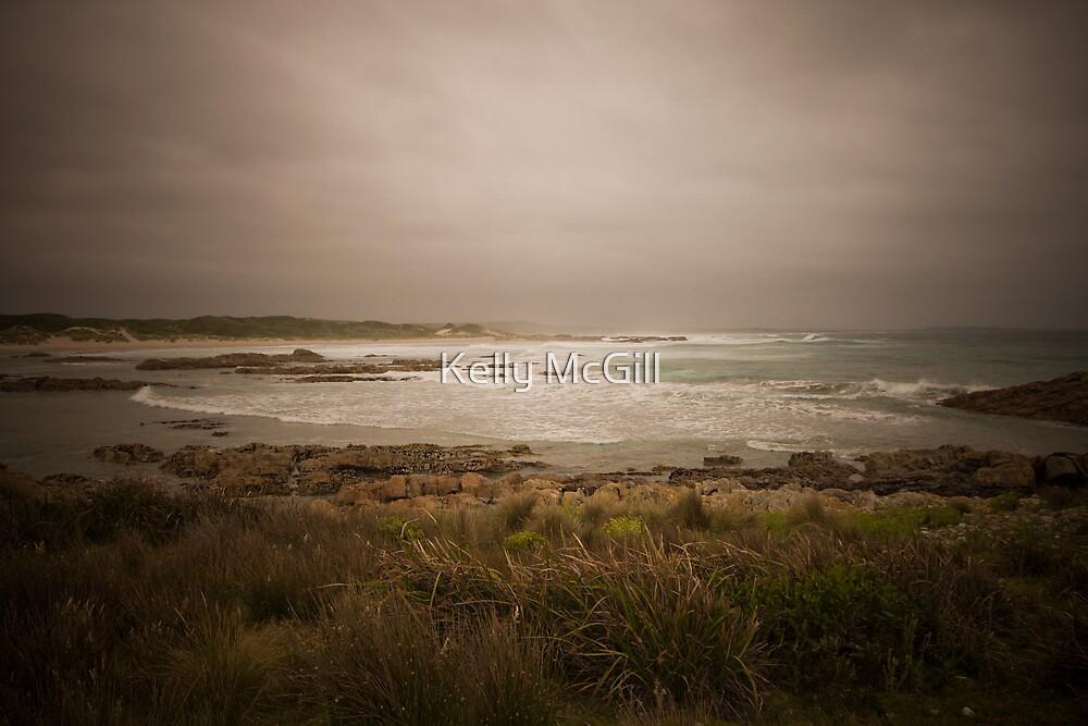 West Point, North West Tasmania by Kelly McGill