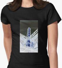 Stadium Women's Fitted T-Shirt