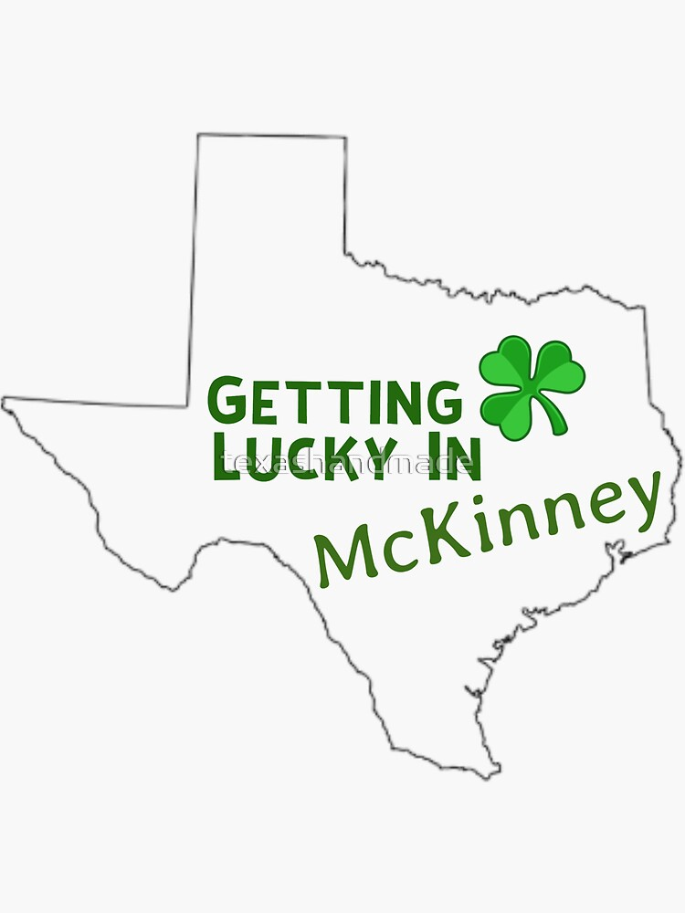 St Patricks Day McKinney Texas by texashandmade