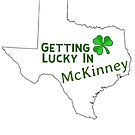 St Patricks Day McKinney Texas by texashandmade