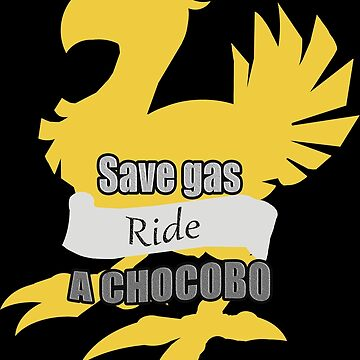 Ride to Chocobo! by PlatinumStore