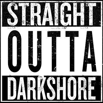 Straight outta Darkshore by iPixelian