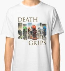 Death Grips - Bionicle Toa Mata Classic T-Shirt