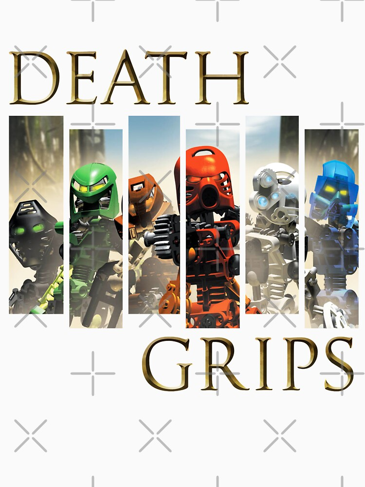 Todesgriffe - Bionicle Toa Mata von SadRocket