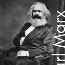 Karl Marx by LiterateGifts