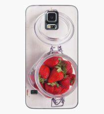 Strawberry Jar Case/Skin for Samsung Galaxy