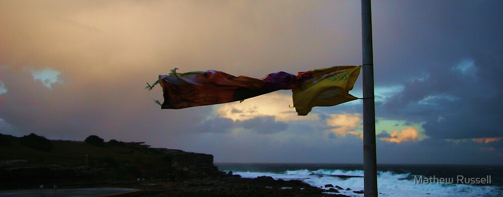 Howling Wind by Mathew Russell