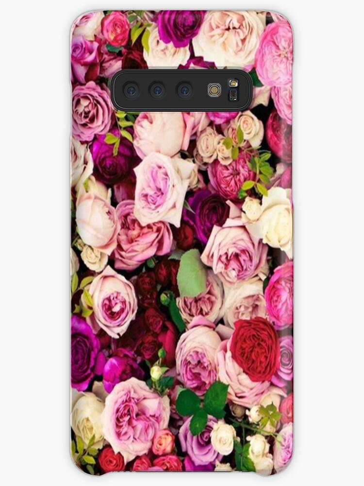 Designer mit Blumen von avaniyag